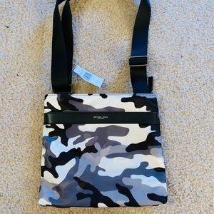 Michael Kors Kent Camo Messenger bag